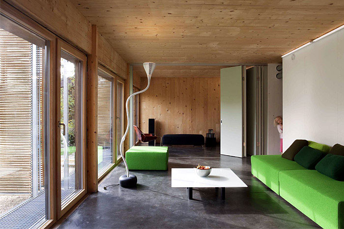 Karawitz Architecture's Modern French Passivhaus Design modern french passivhaus design