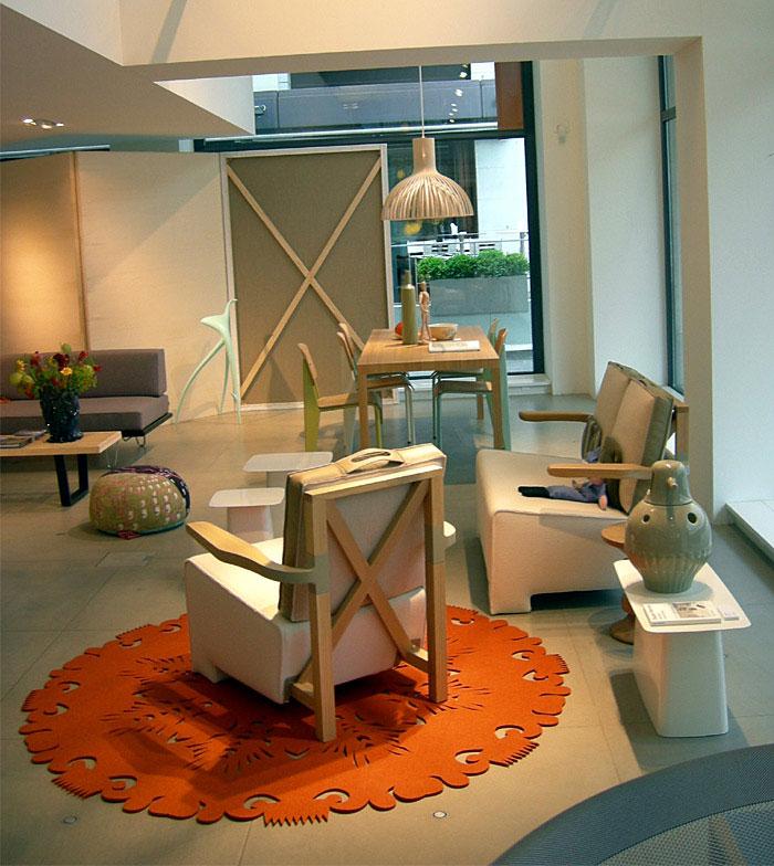 DIA line of rugs dia line rug interior