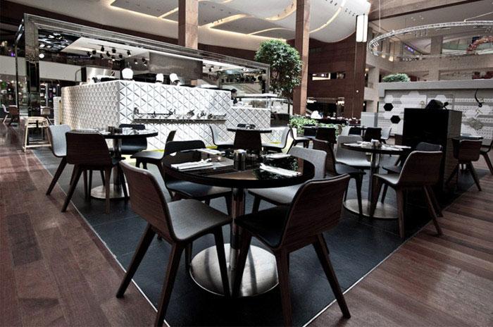Кафенето Mall-decorating-cafe