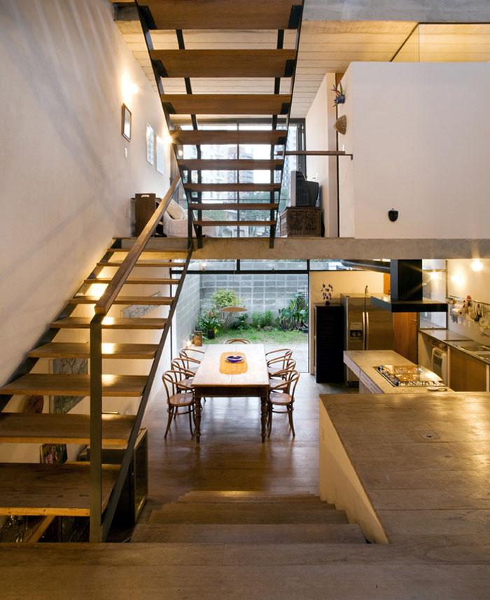 Juranda House stylish house open plan