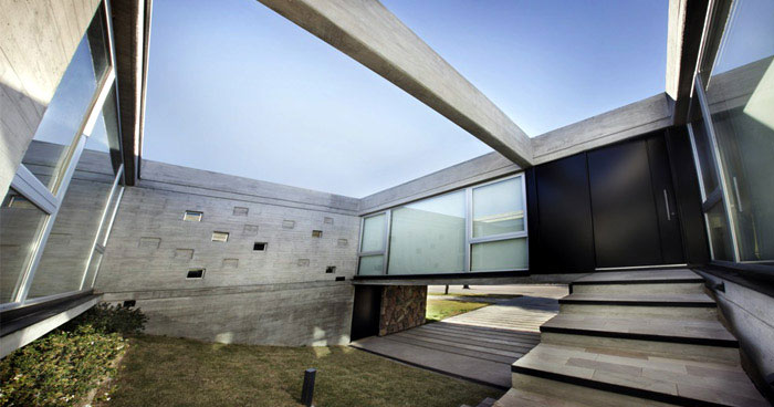 Stylish Home by A4estudio the heart of the house