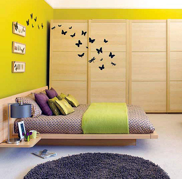 Your Organic Bedroom: Decorating Your Bedroom With Green Decorating