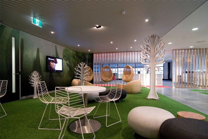 Bbc Worldwide Office Interior By Thoughtspace Interiorzine