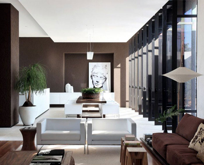Amazing interior design from brazil interiorzine for Modern interior decor