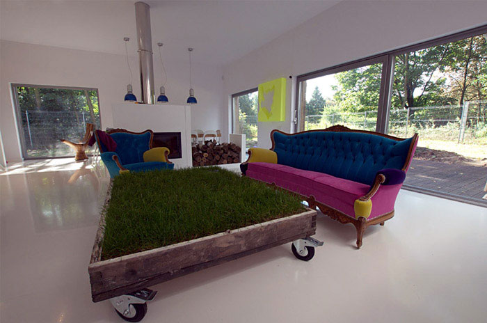 Modern House Near Poznan amazing interior design