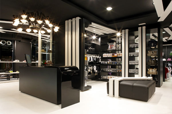 Black And White Interior Decorating By Jordivayreda Projectteam Black