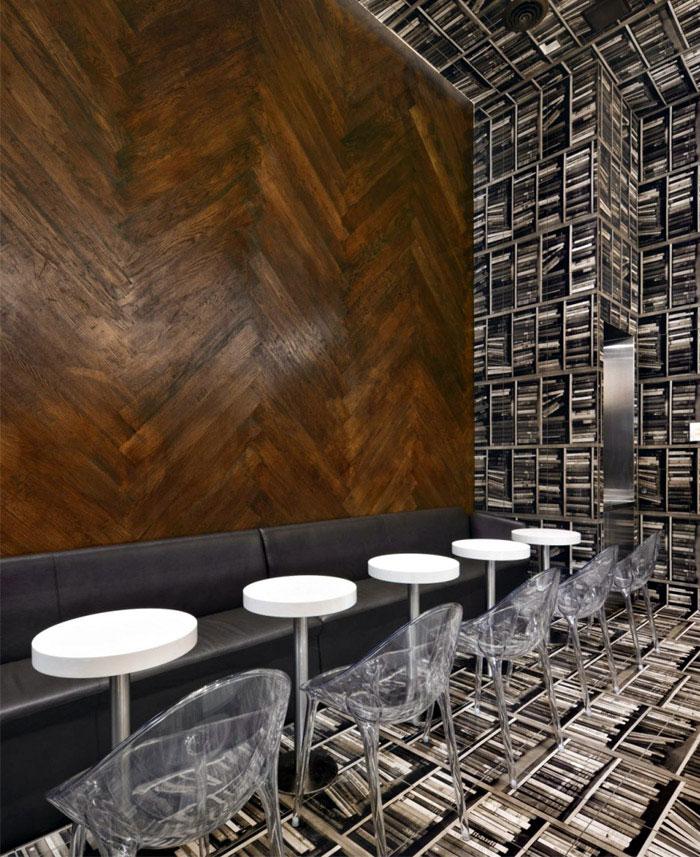 D'espresso Cafe Interior nema workshop interior