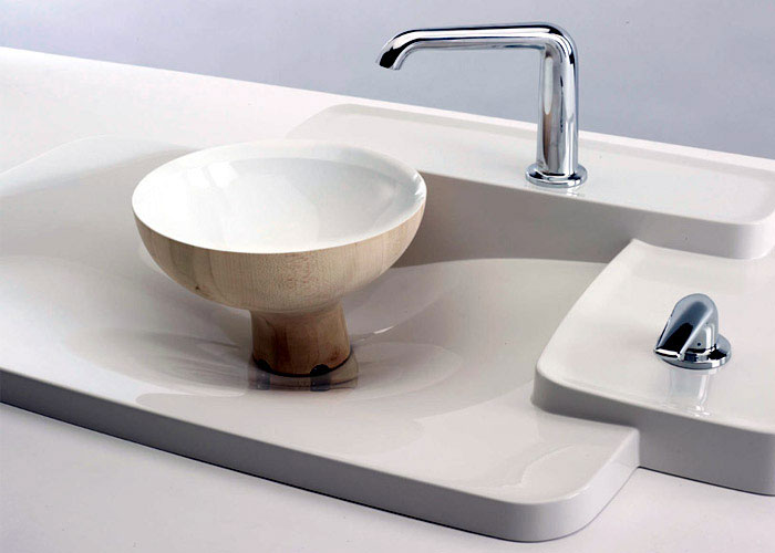 Axor Collaborative Project basin basin by charles mathis