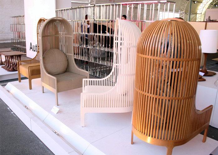Autoban at Istanbul Design Week furniture design autoban
