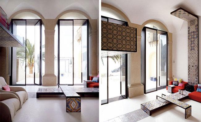 Italian villa interior design home decorators collection for Italian villa interior design
