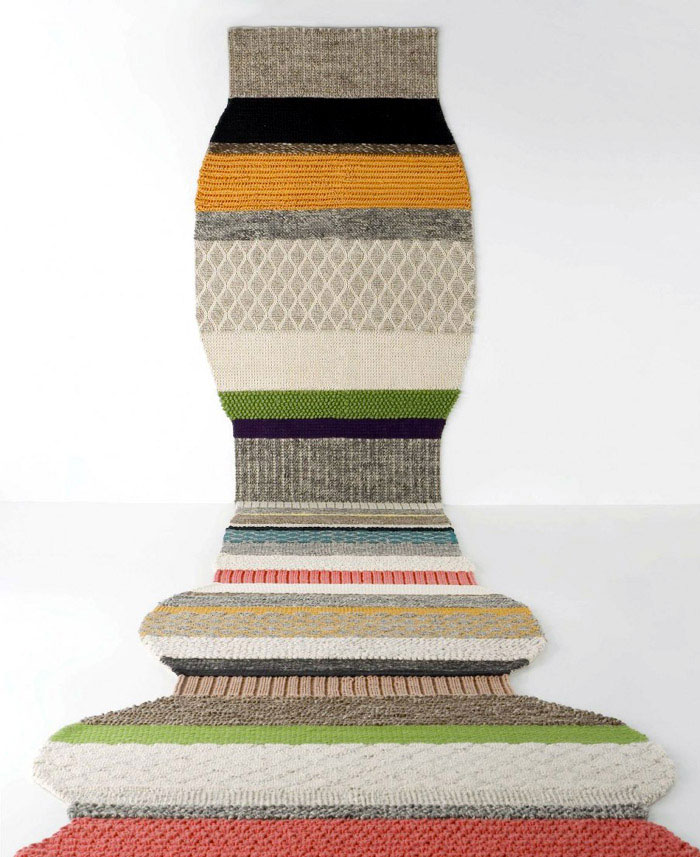 Mangas rug collection modern rug patricia urquiola