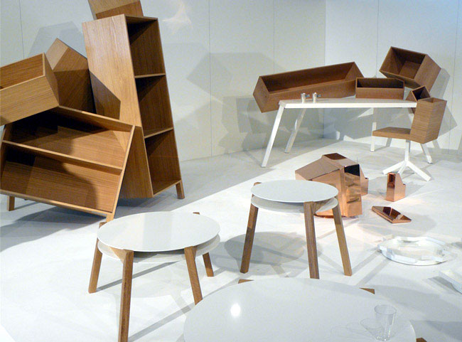 Bram Bo, Designer of the Year unusual functional furniture