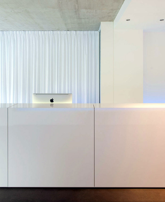 Filip Deslee new office open space interior