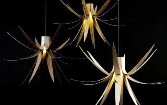 trio-of-pendant-lights-walnut-zebrano-sycamore