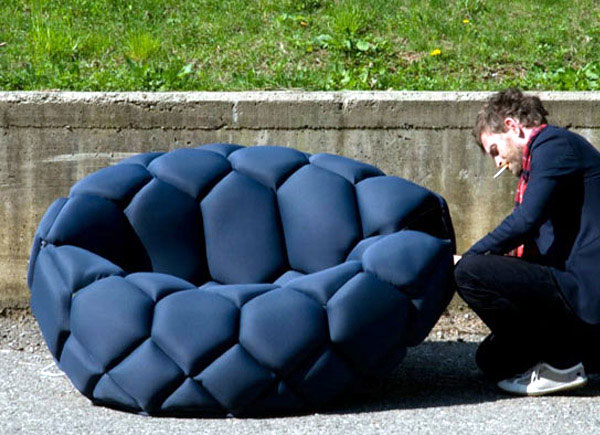 Furniture Design Quilt Sofa bouroullec furniture design