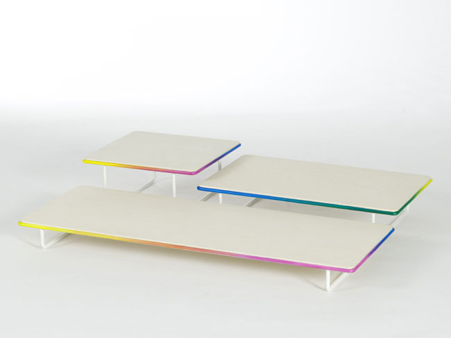 Product Design About Studio familys low tables