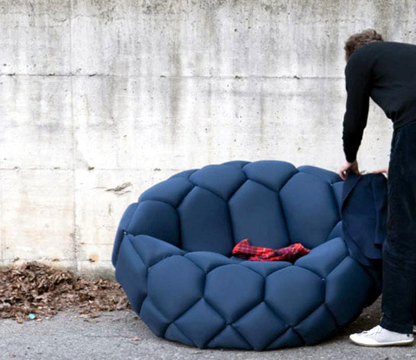 Furniture Design Quilt Sofa furniture design bouroullec