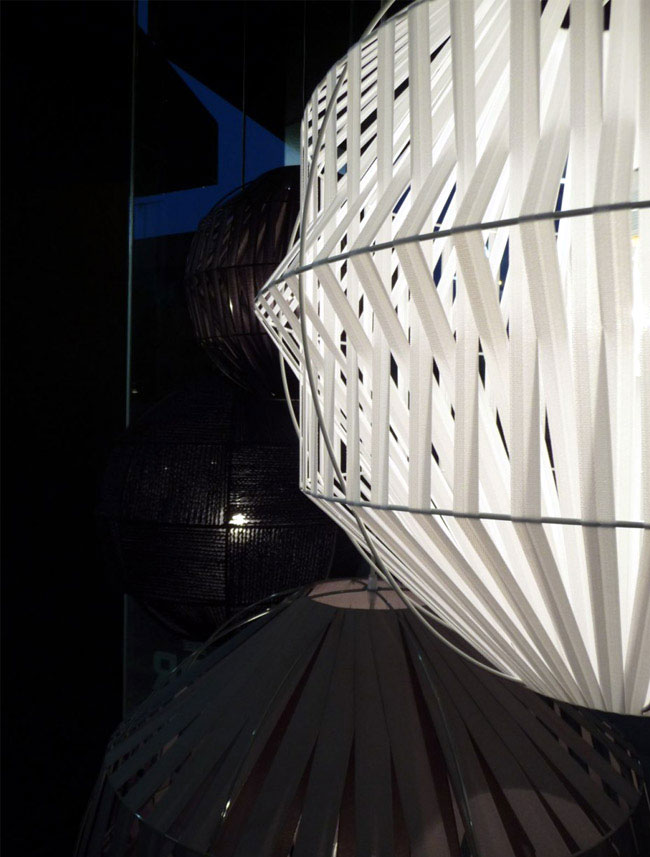 Lampshade Collection by Ilanel Design Studio lamp collection