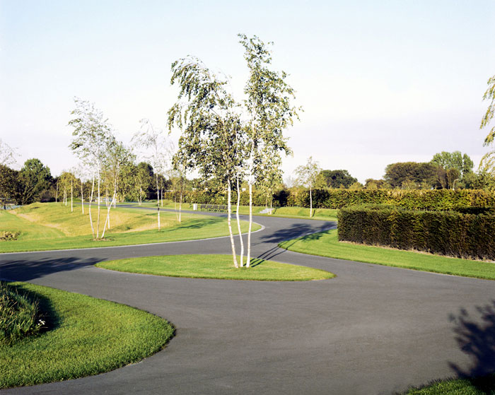 Landscape Architecture The park network landscape architecture