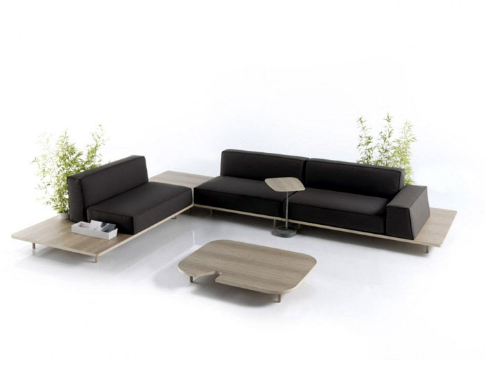 The MUS Sofa by Francesc Rifé mus modular sofa
