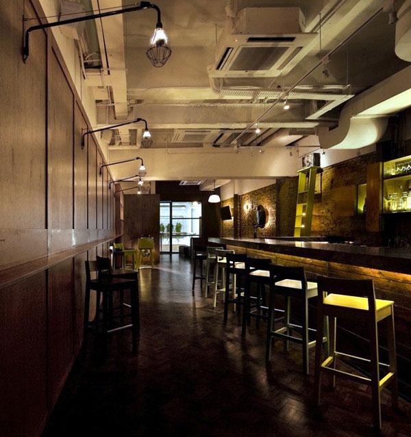 Interior decorating rewind bar interiorzine - Bar interior design idea pictures ...