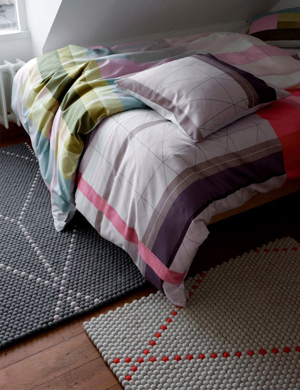 Geometric Textiles for the Home line geometric textiles home