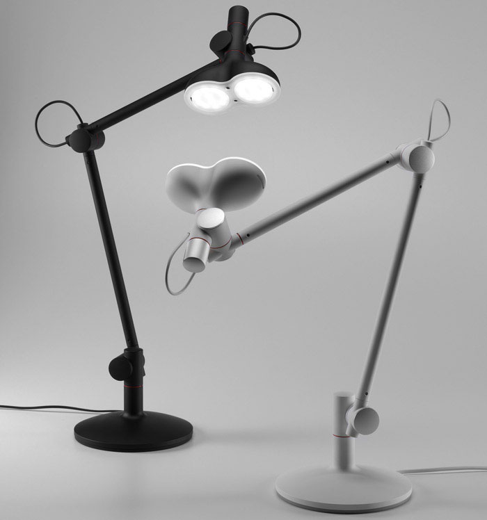 A Lamp Thats (Almost) as Cute as Wall E  lobot task lamp2