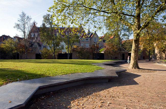 Relaxing Haven michael van gessel landscape architecture cloister garden2