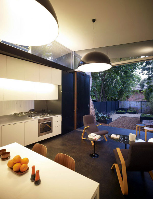 A Modern Dwelling modern interior