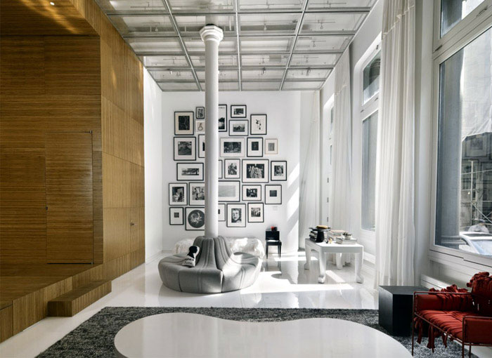 Amazing White Street Loft new space for urban living2