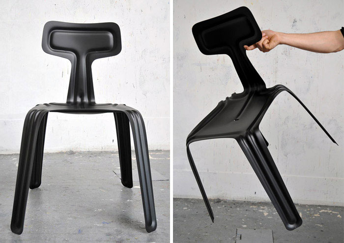 [D3] Design Talents pressed chair harry thaler