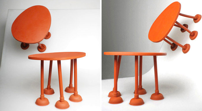 [D3] Design Talents rubber table thomas schnur
