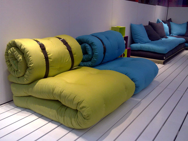The furniture from KARUP  space saving futon furniture d