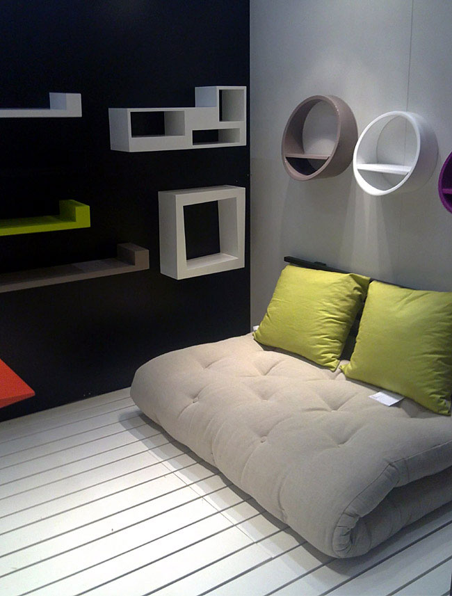The furniture from KARUP  space saving futon furniture e