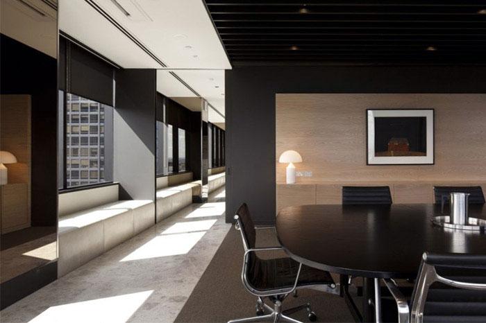 stylish melbourne office interiorzine