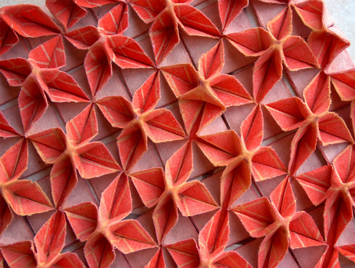 Series of Three Dimensional Textiles interior three dimensional textiles