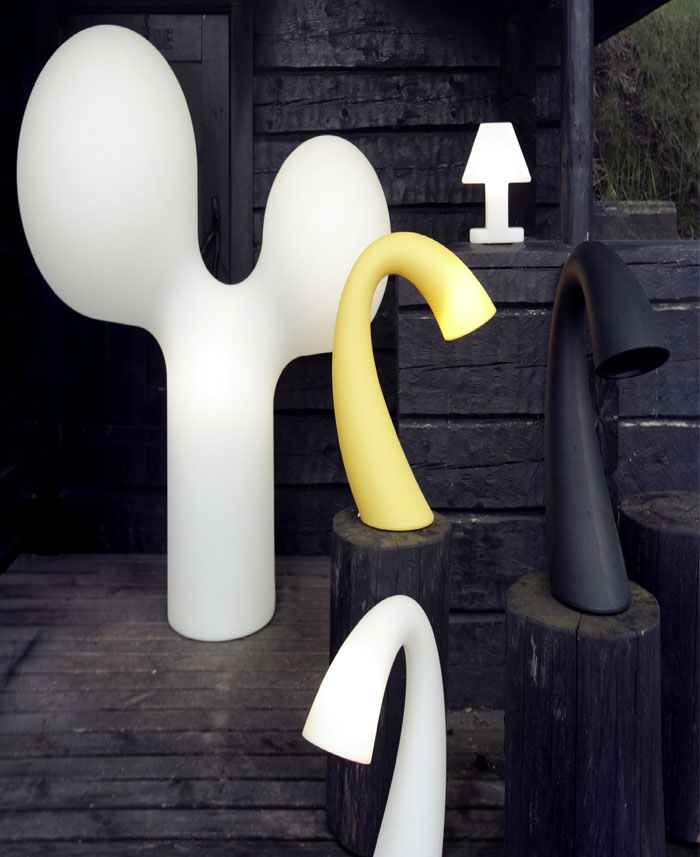 Timeless Finnish Classics lighting collection eero aarnio