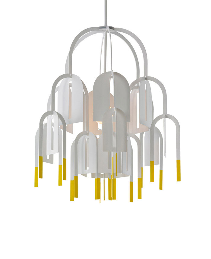 Waterfall Shape Pendant Lamp pendant lamp
