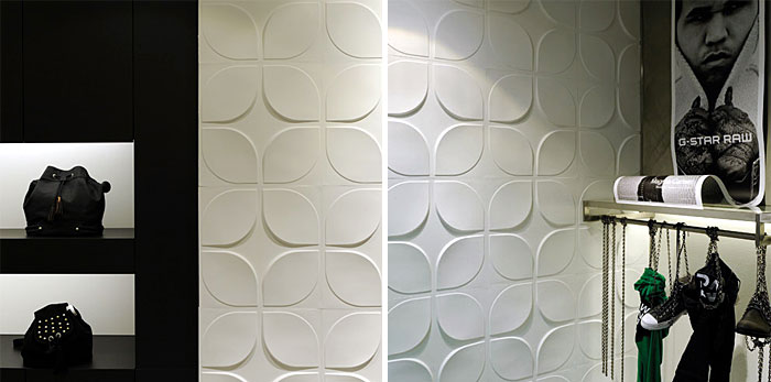 Eco Friendly 3D Wall Panels wall panels
