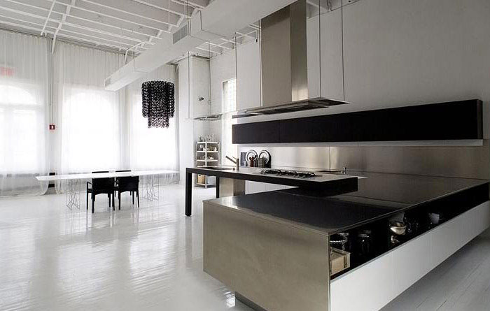 Loft or Showroom? contemporary lifestyle interior