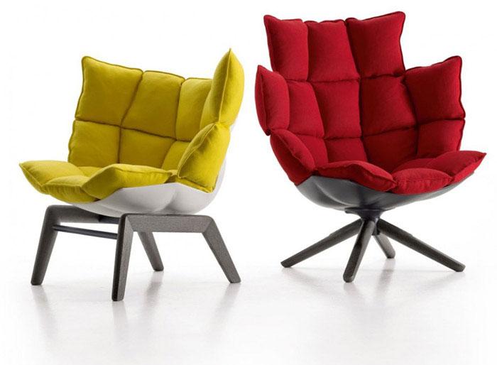 Husk Armchair versatile armchairs