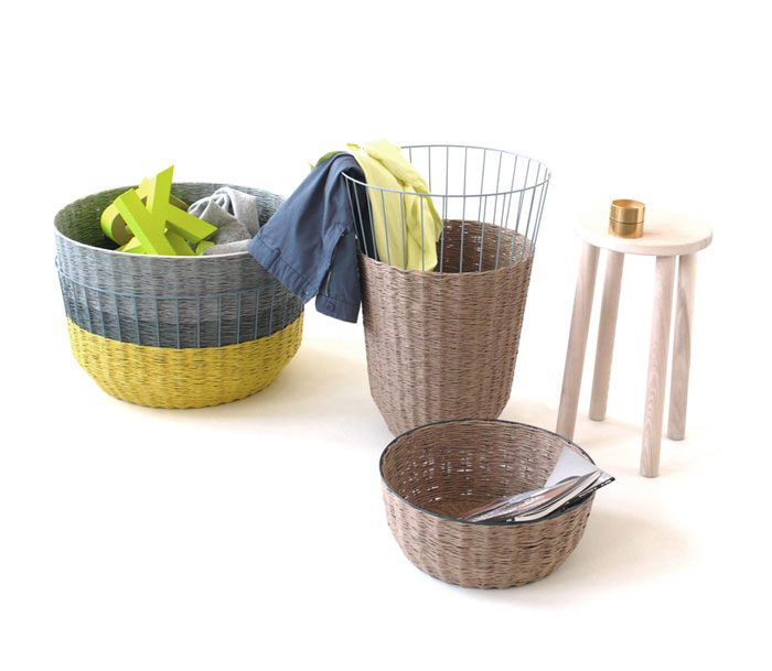 Bask Collection three dimensional objects baskets