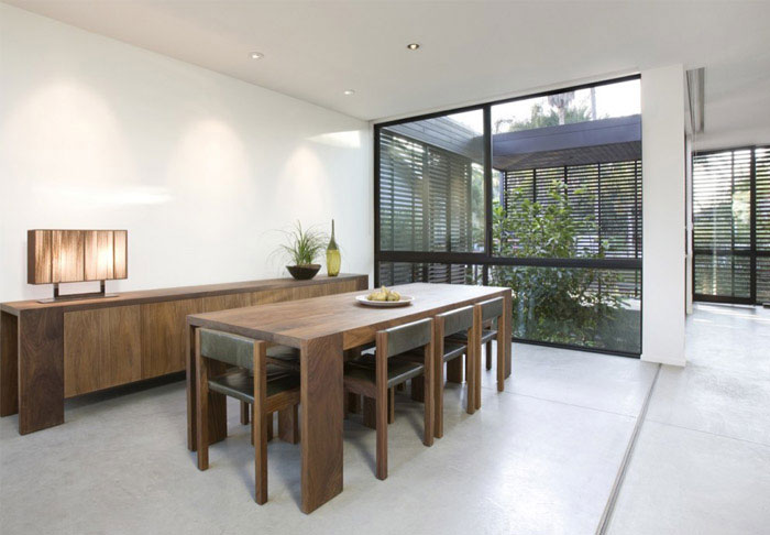 Eco friendly Stylish Home stylish house dining area