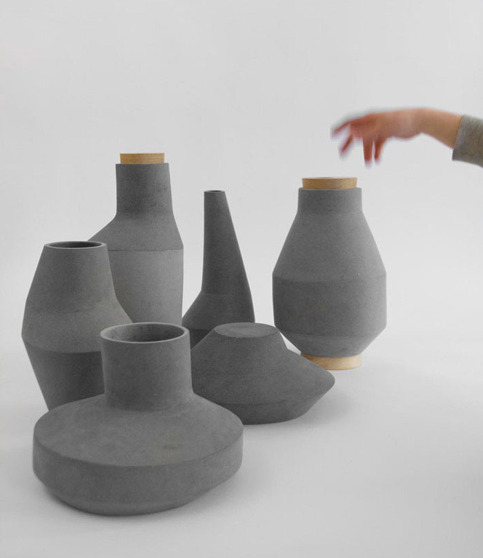 Biodegradable Cellulose Vases sustainable lifestyle products4