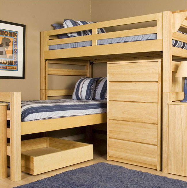Modern Bunk Beds  bunk beds children