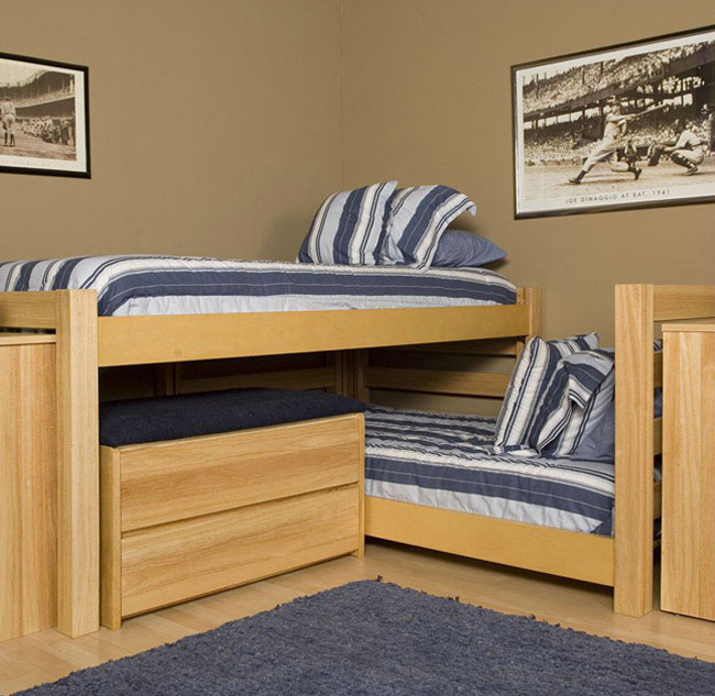 Modern Bunk Beds  modern bunk beds