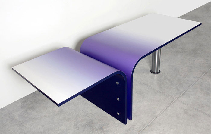 """Gola"" a Contemporary Furniture contemporary furniture table gola"