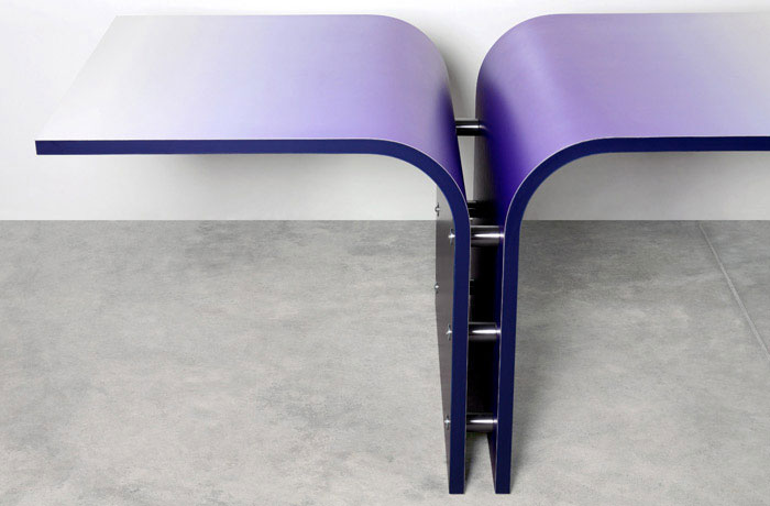 """Gola"" a Contemporary Furniture contemporary furniture table"