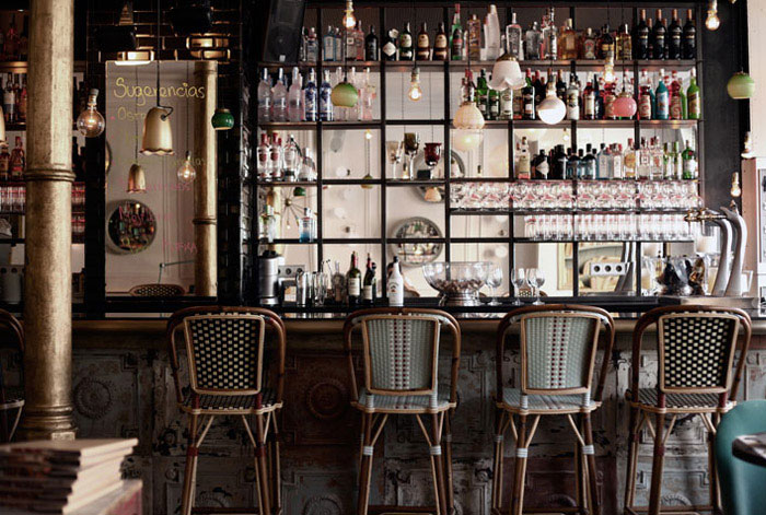 Bohemian Cafe - InteriorZine