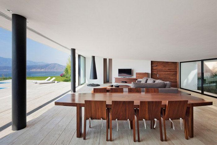 Casa la Roca casa la roca interior dining room